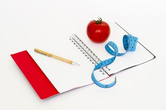 Rakna kalorier och vag mat
