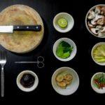 Räkna kalorier och väga mat